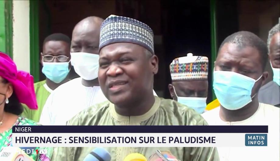 Hivernage: sensibilisation sur le paludisme au Niger