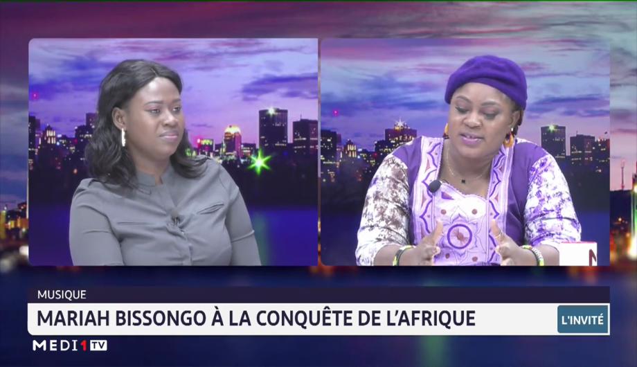 Musique: Mariah Bissongo à la conquête de l'Afrique