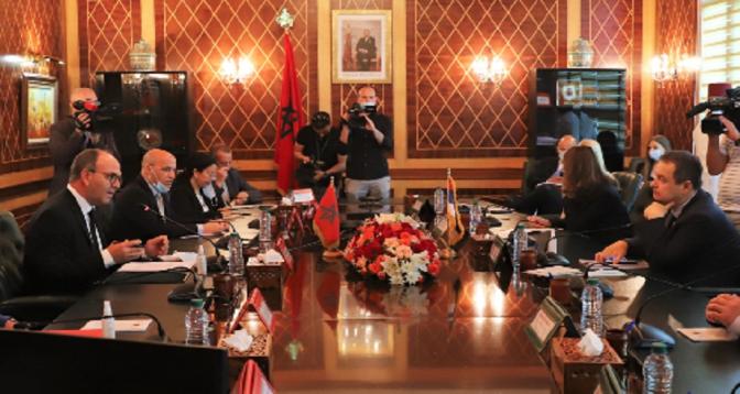 La Serbie réitère sa position soutenant l'intégrité territoriale du Maroc