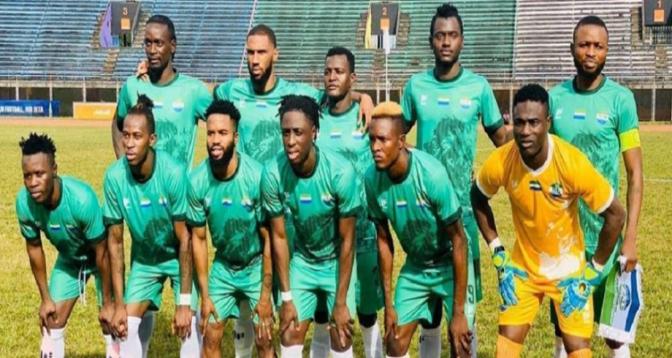 CAN 2021: la Sierra Leone dernière qualifiée