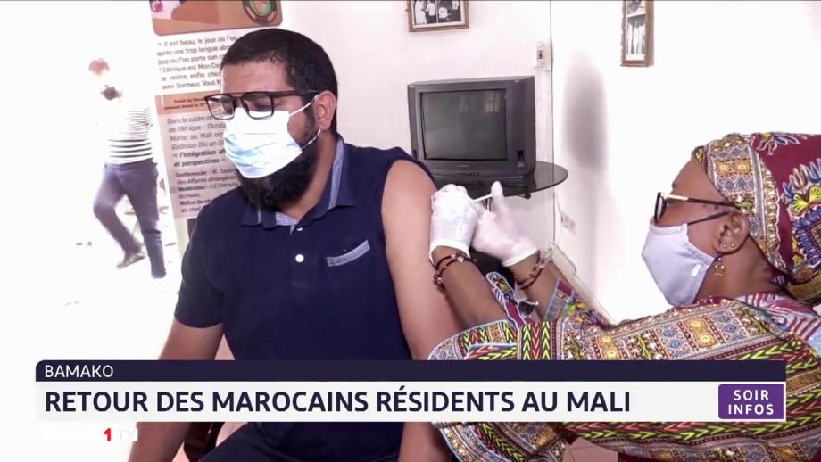 Bamako: retour des Marocains résidents au Mali