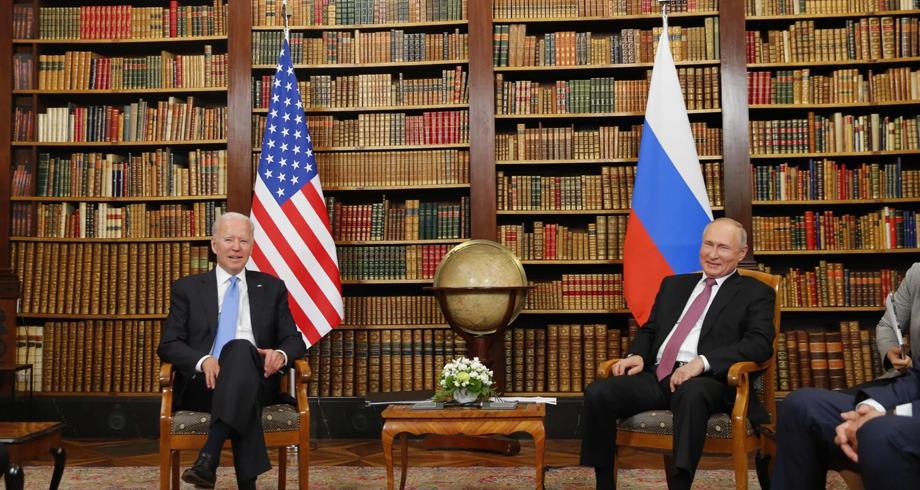 بوتين وبايدن يقرران إطلاق حوار ثنائي حول الاستقرار الاستراتيجي