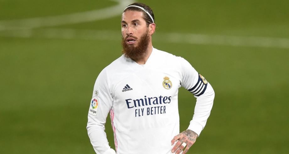 سيرخيو راموس يغادر ريال مدريد