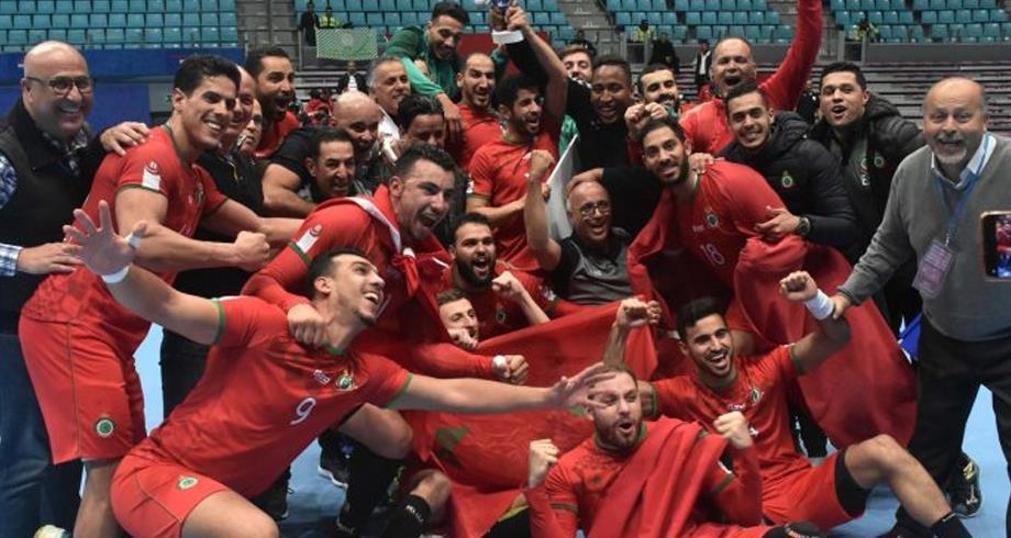 كأس إفريقيا للأمم لكرة اليد (العيون-كلميم 2022): تجمع إعدادي للمنتخب المغربي بإفران
