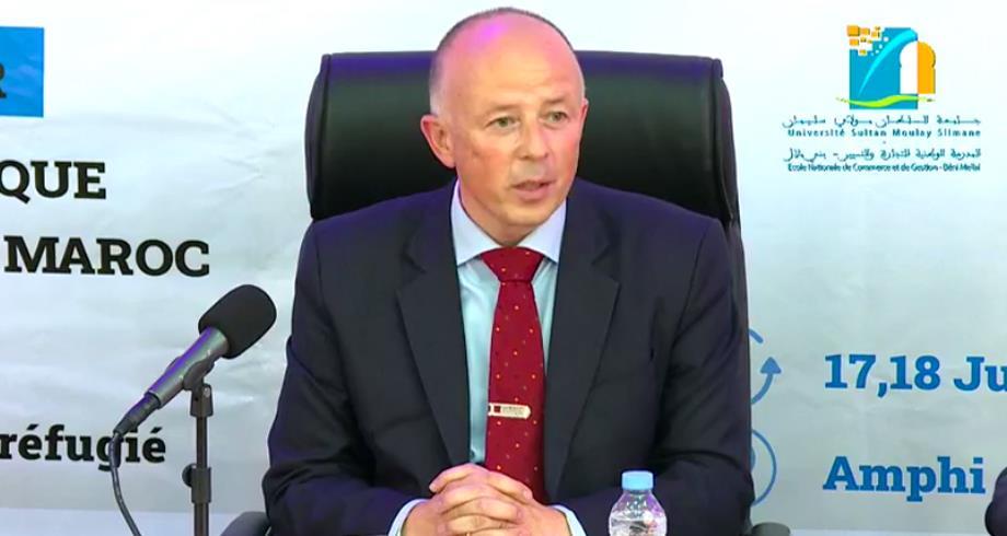 ممثل المفوضية السامية لشؤون اللاجئين : المغرب بلد مرجعي