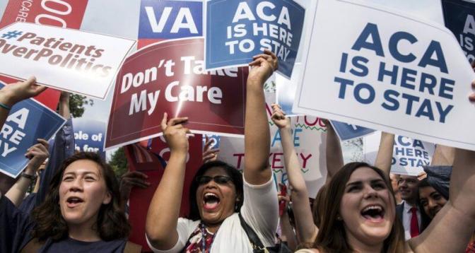 """المحكمة الأمريكية العليا ترفض إلغاء قانون الصحة """"أوباماكير"""""""