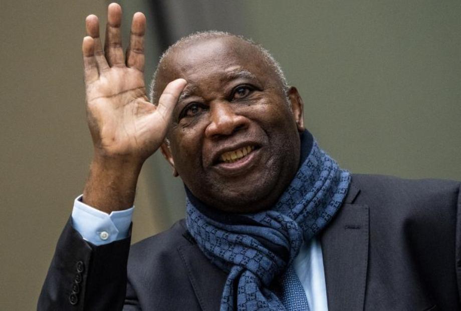 Laurent Gbagbo de retour en Côte d'Ivoire