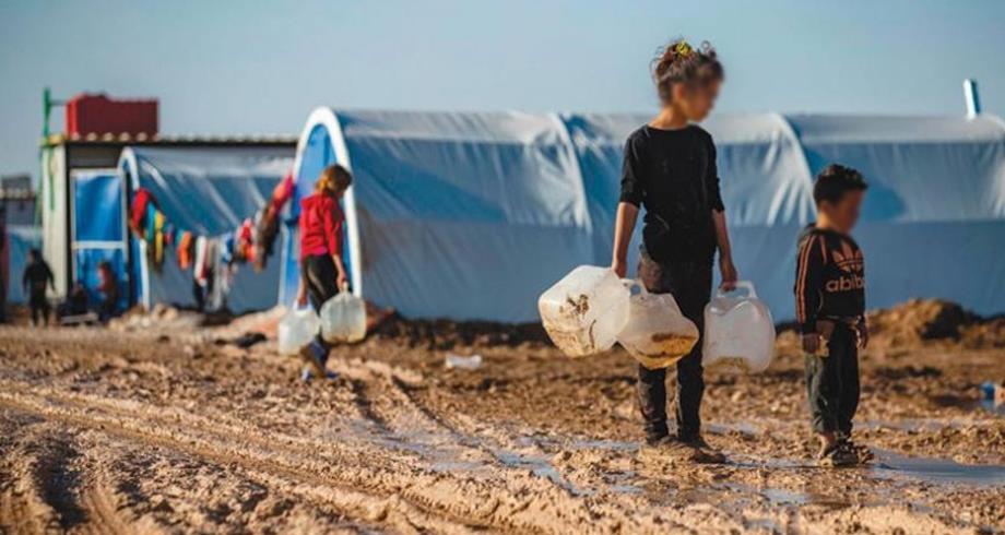 الأمم المتحدة : عدد النازحين بسبب الحروب والأزمات في العالم تضاعف في السنوات العشر الأخيرة