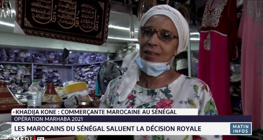 Marhaba 2021: les Marocains du Sénégal saluent la décision royale