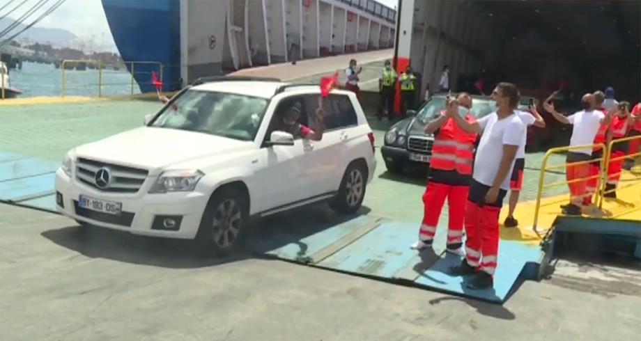 عملية مرحبا لاستقبال مغاربة العالم تتواصل
