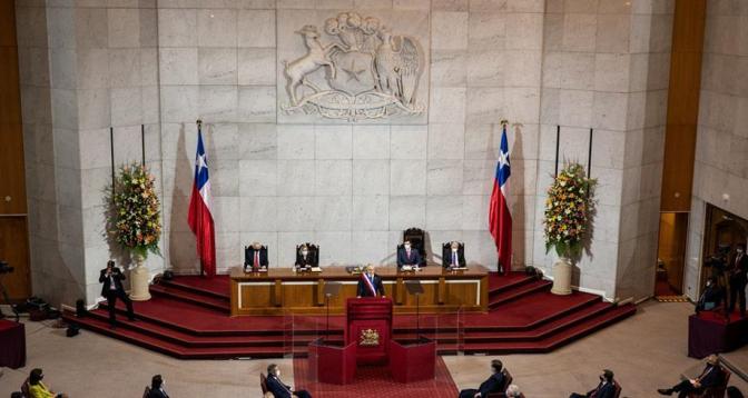 """مجلس النواب الشيلي يعرب عن """"دعمه وتقديره المطلق"""" لما تقوم به المملكة المغربية في مجال الهجرة"""