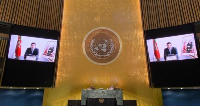 بوريطة: الملك محمد السادس جعل من التضامن النشط للمغرب لفائدة البلدان الأقل نموا محورا رئيسيا في سياسته الإفريقية