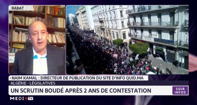 Algérie - législatives: un scurtin boudé après 2 ans de contestation populaire