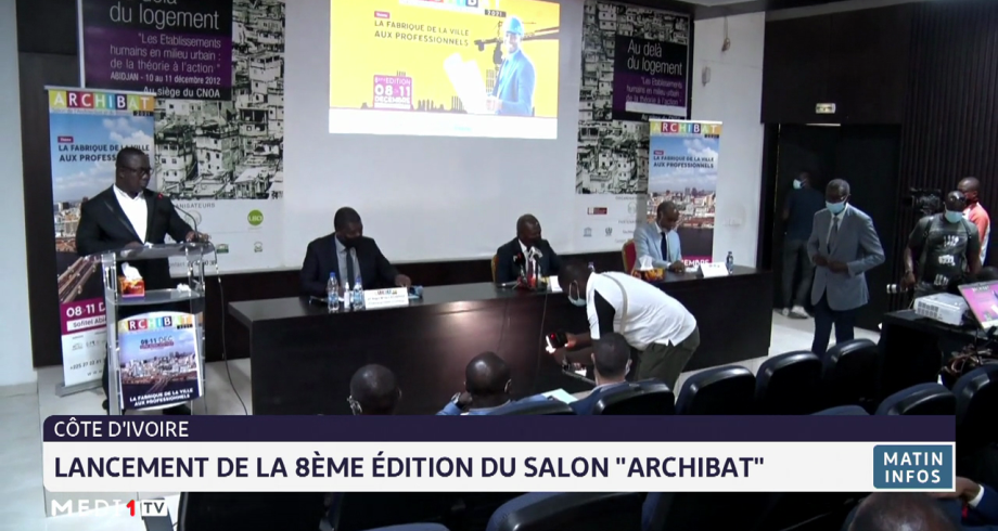 Côte d'Ivoire: lancement à Abidjan du salon de l'architecture et du Bâtiment