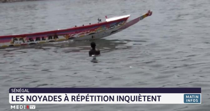 Sénégal: les noyades à répétition inquiètent