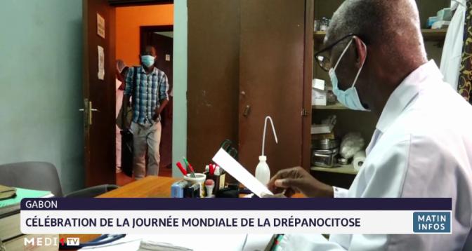 Gabon: célébration de la journée mondiale de la drépanocytose