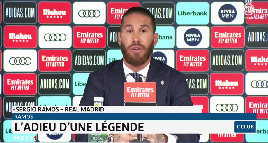 Ramos: l'adieu d'une légende