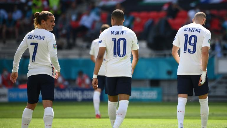 Euro: la France et la Hongrie font match nul (1-1)