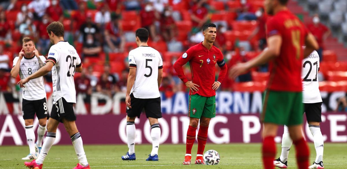 Euro: l'Allemagne domine le Portugal (4-2)