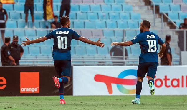 Foot-LCA: Al-Ahly d'Egypte bat l'Espérance de Tunis (1-0) et prend une sérieuse option pour la qualification
