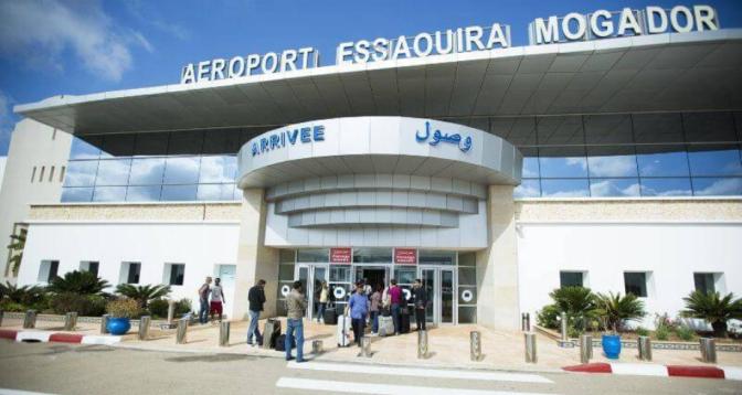 الصويرة .. وصول أول رحلة جوية من بروكسيل على متنها مغاربة العالم وسياح أجانب