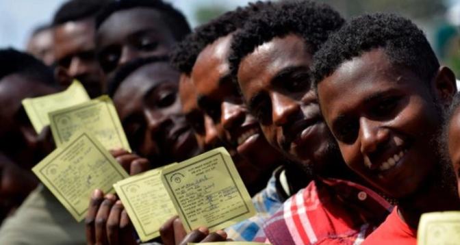 Les Éthiopiens lundi aux urnes pour les 6emes élections générales