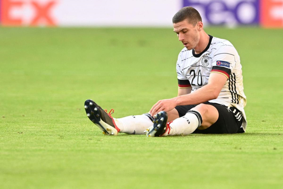 Euro: blessures de trois joueurs allemands
