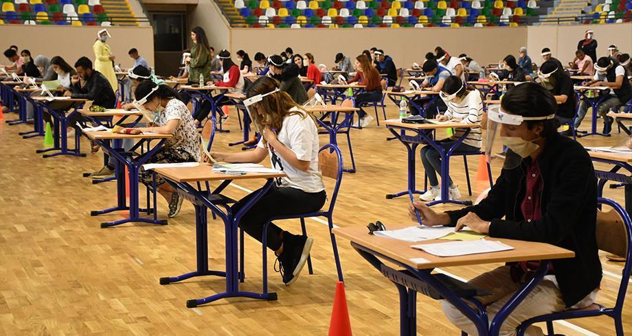 68,43 في المائة نسبة النجاح في الامتحان الوطني لنيل شهادة البكالوريا