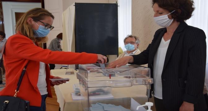 Election régionales: 26,72% de participation à 17h, un taux en forte baisse