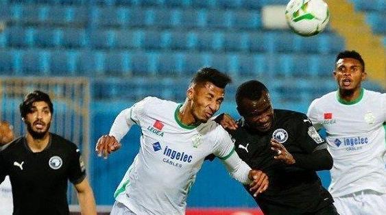 Coupe de la CAF: le Raja de Casablanca et Pyramids font match nul (0-0)
