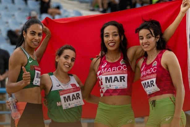 البطولة العربية الــ22 لألعاب القوى .. المغرب يتوج باللقب بـ31 ميدالية