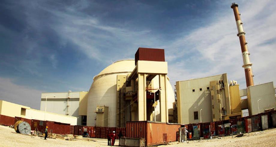"""إغلاق محطة بوشهر للطاقة النووية في إيران إثر """"عطل تقني"""""""