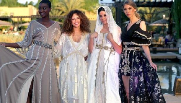 مراكش تحتفي بسحر ورونق الأزياء الشرقية