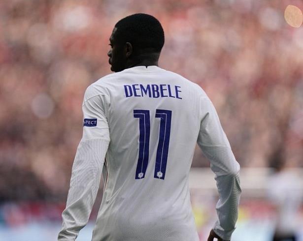 """منتخب """"الديوك"""" يتلقى صدمة جديدة بسبب ديمبيلي"""