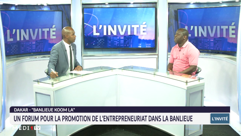 """Sénégal: focus sur le forum """"Banlieue Koom La"""" à Dakar"""