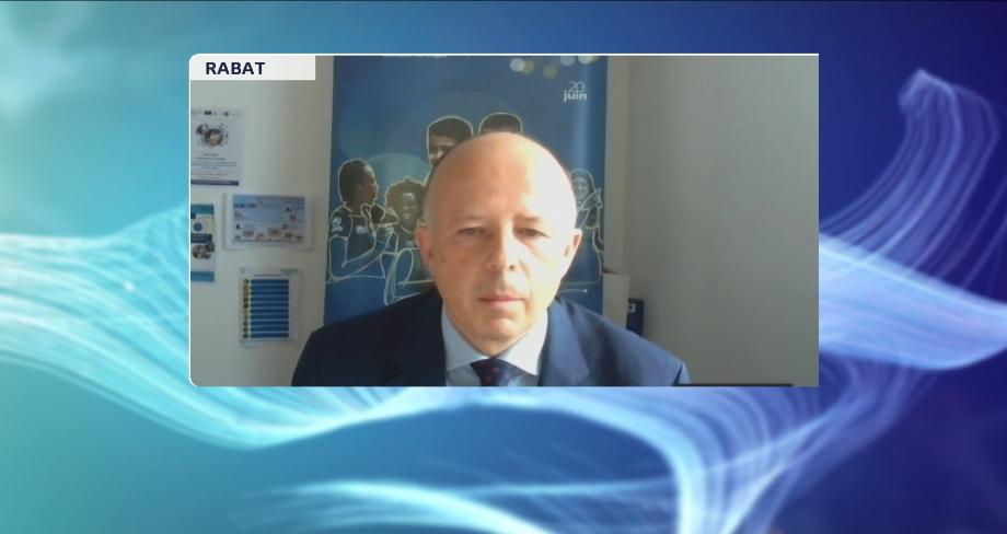 Le représentant du UNHCR au Maroc loue les efforts entrepris par le Royaume en faveurs des réfugiés