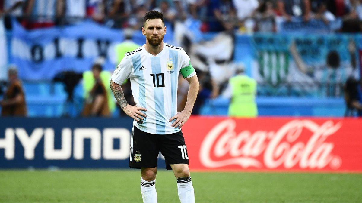 Record de sélection pour Messi : 147 matchs en 16 ans