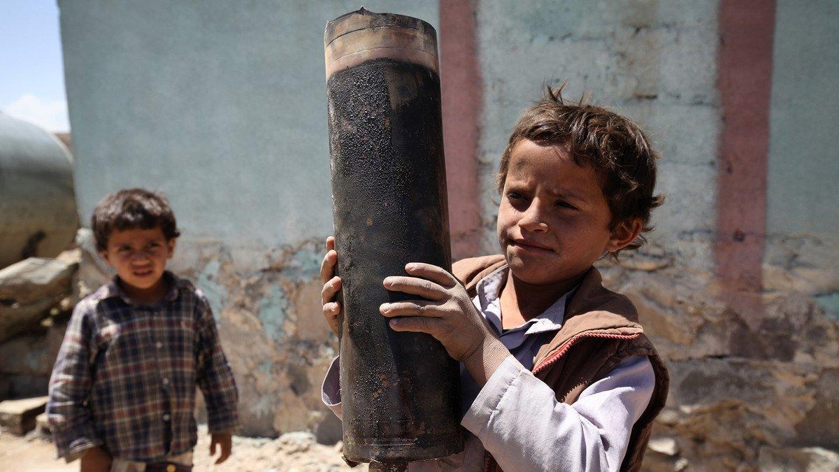 الأمم المتحدة: ارتفاع كبير للعنف ضد الأطفال في 2020 في الدول التي تشهد نزاعات