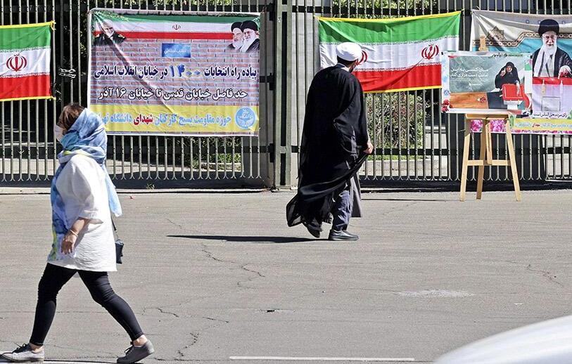 Une élection à l'iranienne? le point avec Agnès Levallois