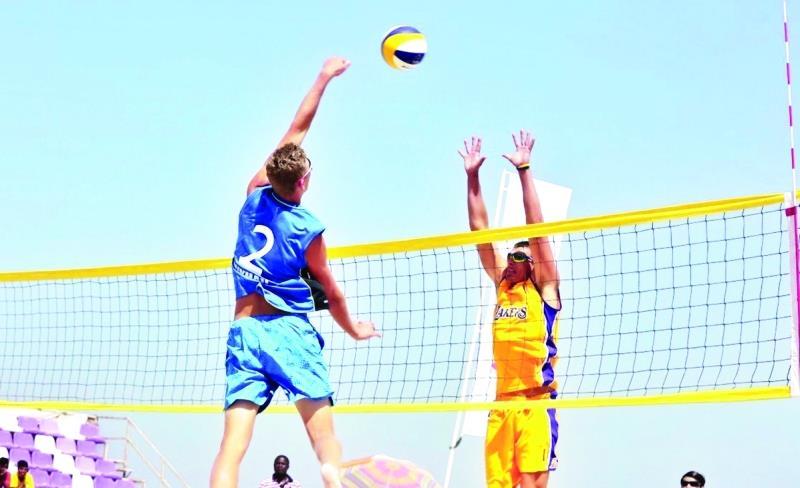 الكرة الطائرة الشاطئية...انطلاق الإقصائيات الإفريقية المؤهلة للألعاب الأولمبية طوكيو 2021 في أكادير