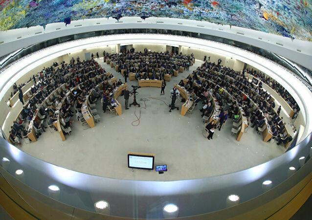مجلس حقوق الإنسان.. الوفد المغربي يفند أكاذيب الجزائر حول الصحراء المغربية