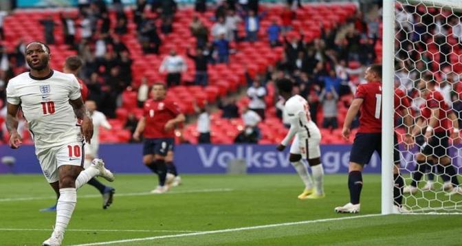Euro 2020: l'Angleterre bat la République tchèque 1-0