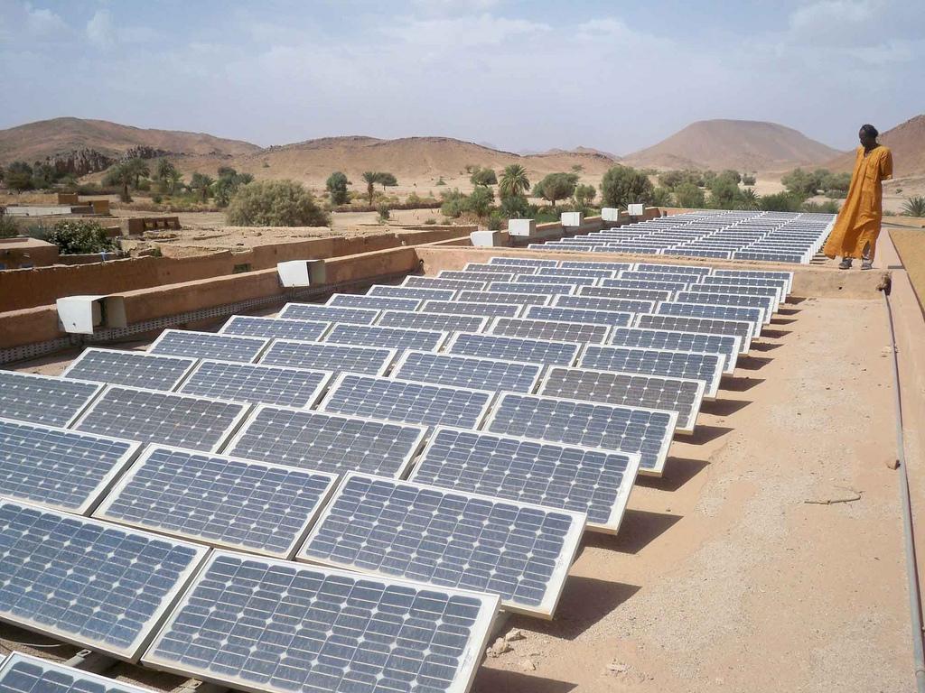 600 millions de personnes en Afrique n'ont pas accès à l'électricité (CEA-ONU)