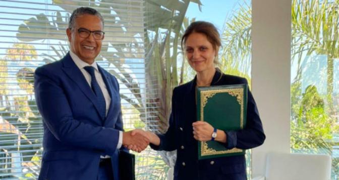 اتفاقية جديدة لتمويل مشاريع للتزود بالماء الصالح للشرب بالمغرب بقيمة 37,5 مليون أورو