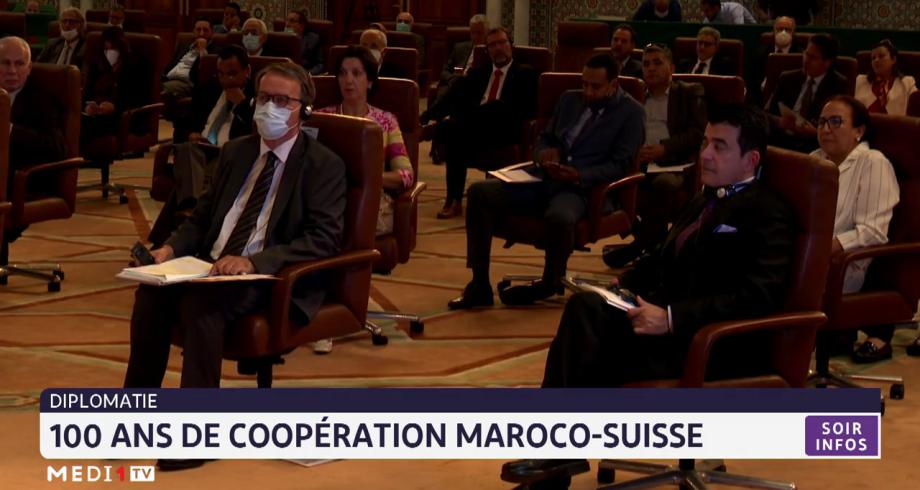 100 ans de coopération maroco-suisse