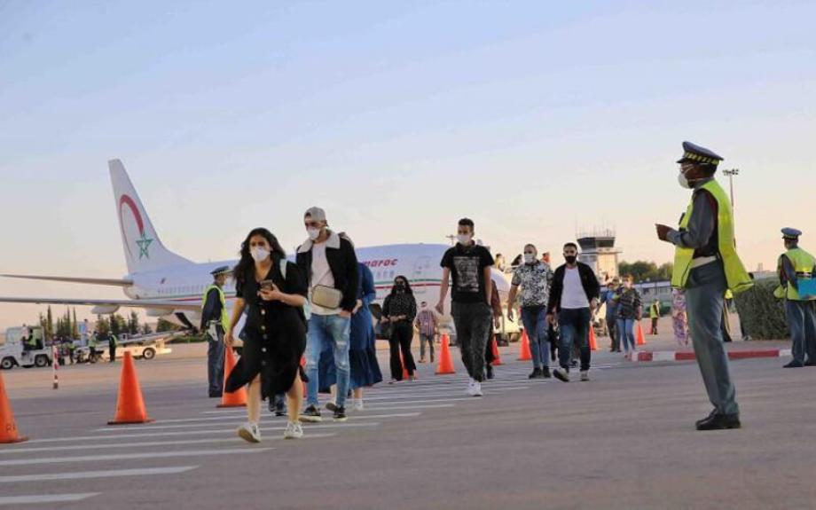 Maroc:  La France, l'Espagne et le Portugal relégués dans la liste B
