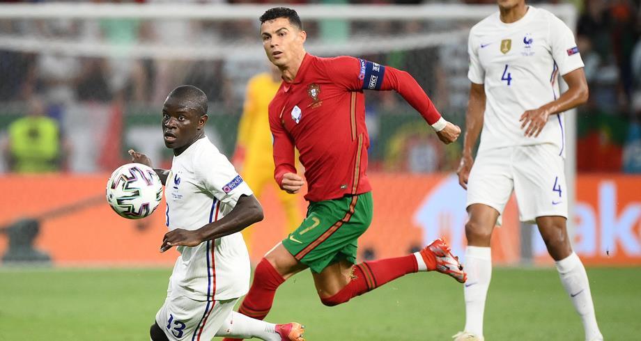 Euro2020: la France fait match nul face au Portugal et termine première de son groupe
