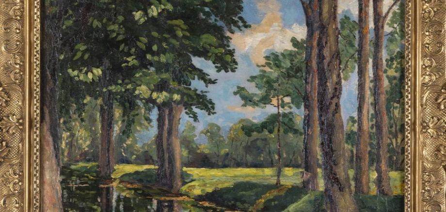 Un tableau de Churchill vendu 1,8 millions de dollars