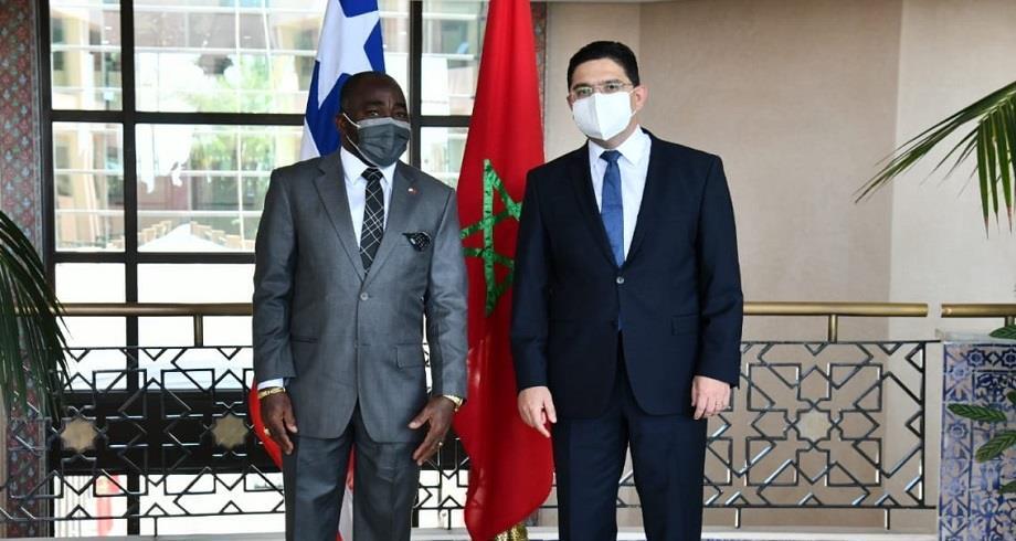 """Sahara marocain: le Maroc apprécie la position """"claire et constante"""" du Liberia"""