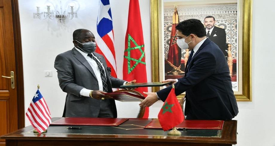 Maroc-Liberia: signature d'une feuille de route et d'un accord de coopération